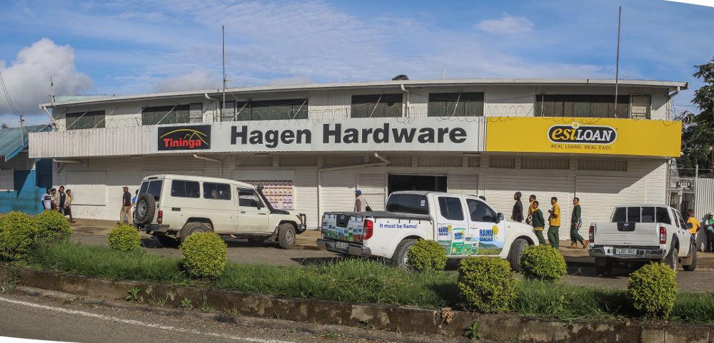 Hagen Hardware